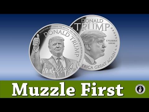 Donald Trump Coin – Make America Great Again Commemorative Coin