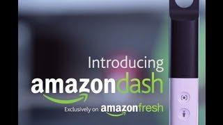 Amazon Dash - Shopping made simple