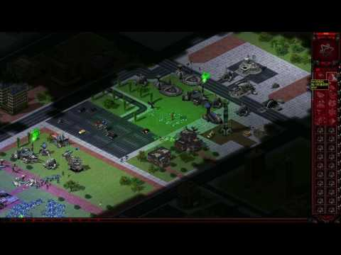 [Tiberium Crisis] 1v1 hard AI game