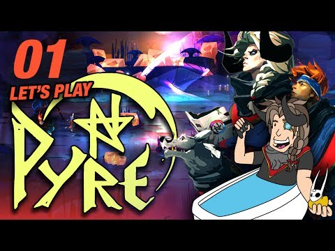 Combat Mechanics - Pyre Gameplay - Let's Play: Part 01