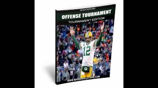 Madden 12 Elite Offensive Tournament Edition Guide (Money Plays)