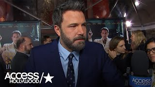 Ben Affleck On Brother Casey