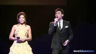 Bie Noona บี้ หนูนา เพลงคู่กรรม @ Thailand Cultural Centre (24-02-13) LIVE