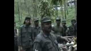 Sri Lanka Army Survival Train - Diyathalawa
