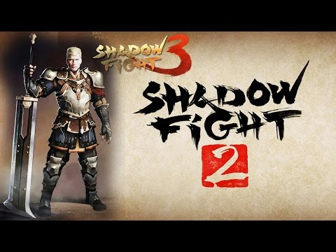 Shadow Fight 2 New SF3 Boss Weapon