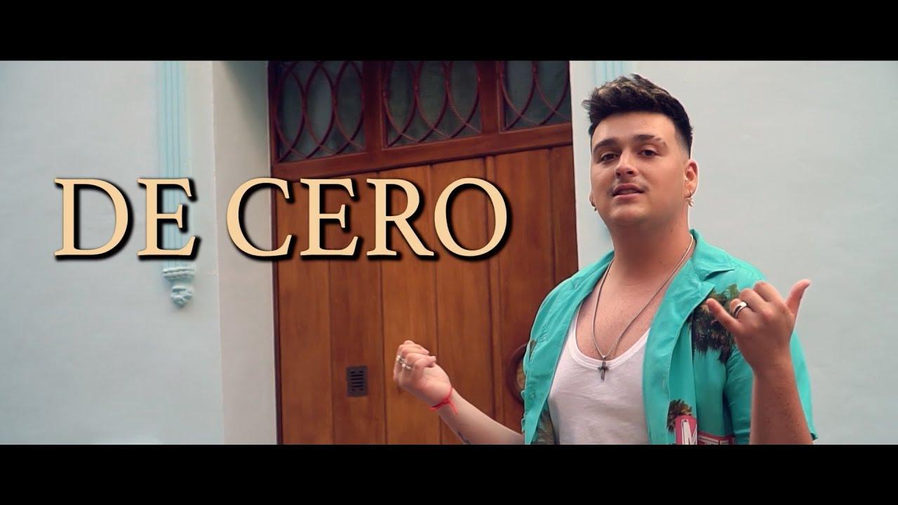Thiago Rodríguez, Sanco - De Cero (Videoclip Oficial)