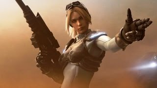 StarCraft 2: Nova Covert Ops All Cutscenes (Mission Pack 2) Game Movie 60FPS 1080p HD