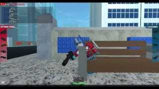 ROBLOX: KRE-O Transformers Game FAIL!