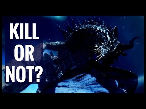 Paarthurnax: KILL or NOT? - Pro