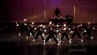 Competencia Nacional de Hip Hop México 2008 - Parte 1 de 2