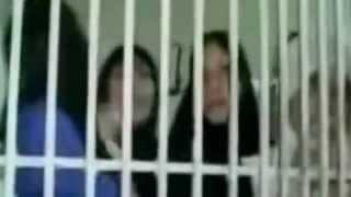 اغتصاب النساء  في السجون