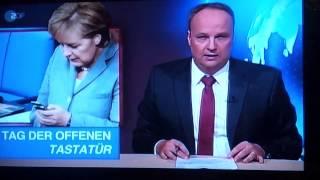 Einfach nur geil...Datenschutz und Merkel:)