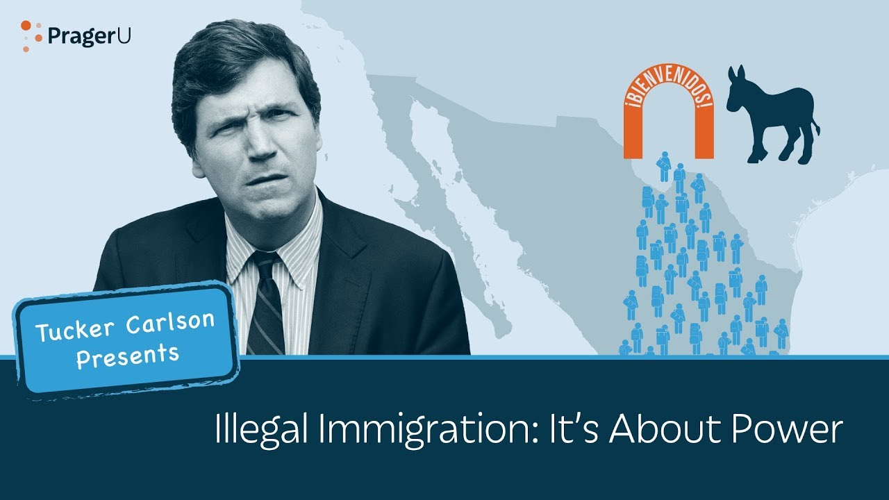 Illegal Immigration: It's About Power