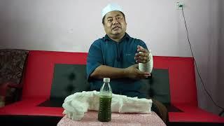 Pengobatan Patah Tulang Al-Fadhilah (Terbaik & Terpercaya Di Jakarta) *Ustadz Agus Sedang mengobati .