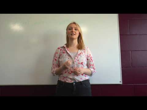 Chloe Page  for Education Officer