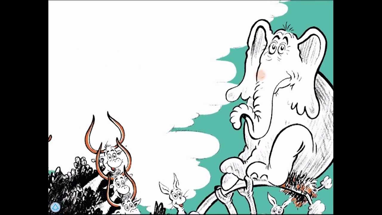 Horton Hatches The Egg YouTube