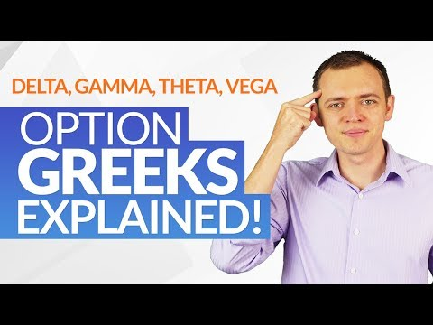 Option Greeks Made Easy - Delta, Gamma, Theta, & Vega Ep 199