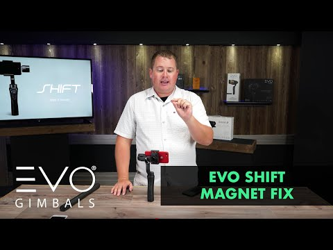 Locking the iPhone 7/7+ OIS Optical Image Stabilization w/Magnet To Get Smoother Video | EVOGimbals