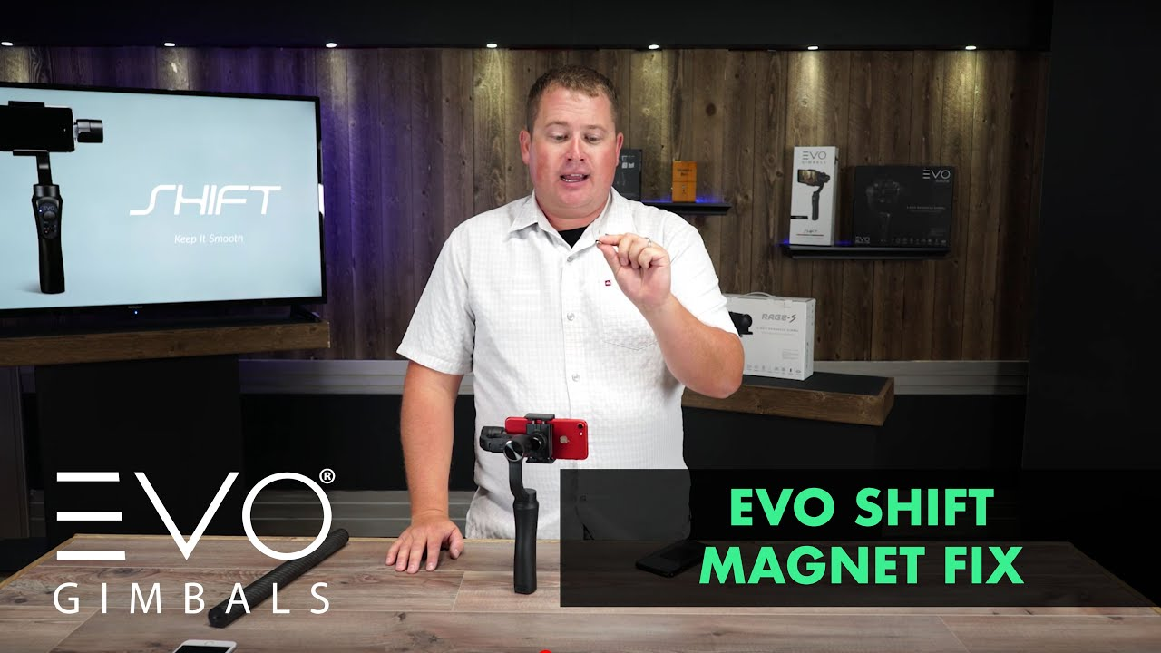 How to lock the iPhone's OIS Optical Image Stabilization with a Magnet To  Get Smoother Video