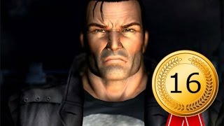 The Punisher 16 Ryker's Island - Hard Difficulty, Gold Medal, No Commentary, No abuse, No bullshit