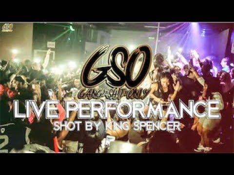 GSO Presents | LIVE PERFORMANCE: (HipHop Fuze Part 2)