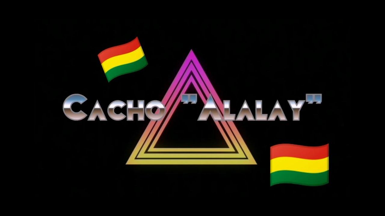"""ASÍ SE JUEGA CACHO """"ALALAY"""" EN BOLIVIA - También le llaman Dudo"""