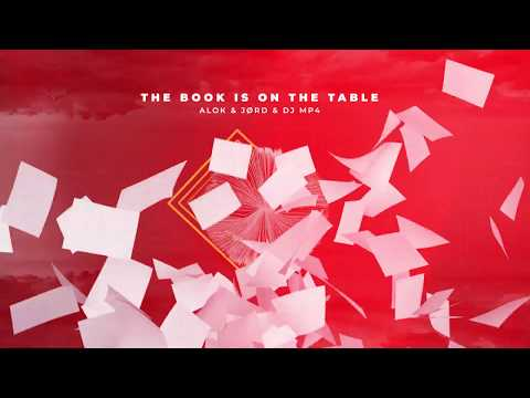 Alok & JØRD & DJ MP4 - The Book Is On The Table (Official Visualizer)