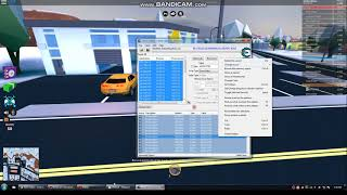 ROBLOX 2018 JAILBREAK HOW CHEAT RUN FAST