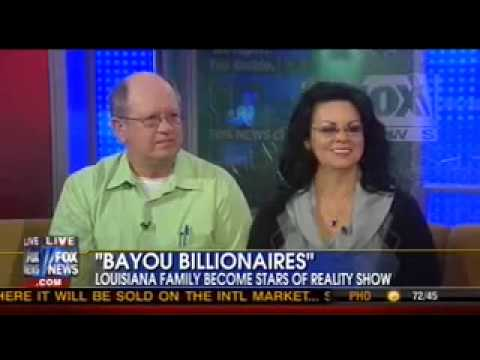 """Fox and Friends features """"Bayou Billionaires"""" Reaping the Benefits of Shale Development in La."""