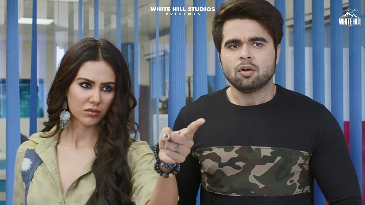 Reputation Da Achaar   Sonam Bajwa   Ninja   Mehreen   Best Punjabi Comedy Scene   Punjabi Comedy