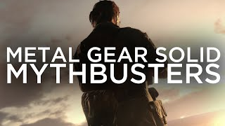 Metal Gear Solid V Mythbusters: Episode 1