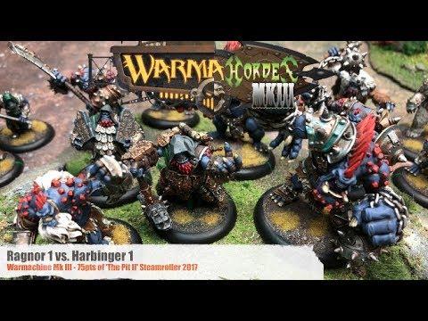 Warmachine/Hordes Battle Report - EP 19 - Menoth vs. Trollbloods
