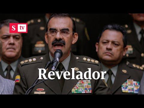 Fiscalía revela grabaciones que comprometen al general (r) Rodolfo Palomino | Semana Noticias