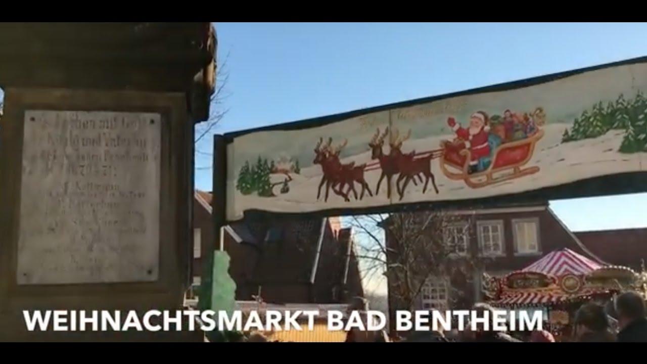 Weihnachtsmarkt Bad Bentheim.Christmas Market Bad Bentheim
