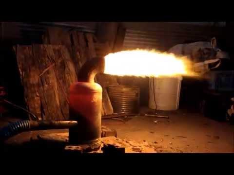 High Output Waste oil Burner   WVO  WMO