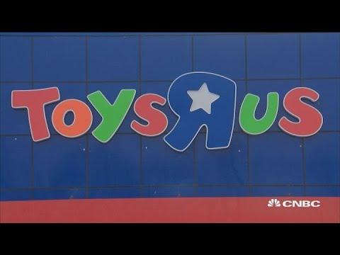 Toys R Us Lender Cancels Bankruptcy Auction