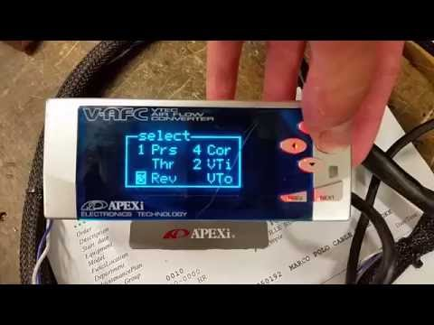 APEXi VAFC Test / Proof Of Functionality (For Sale!)