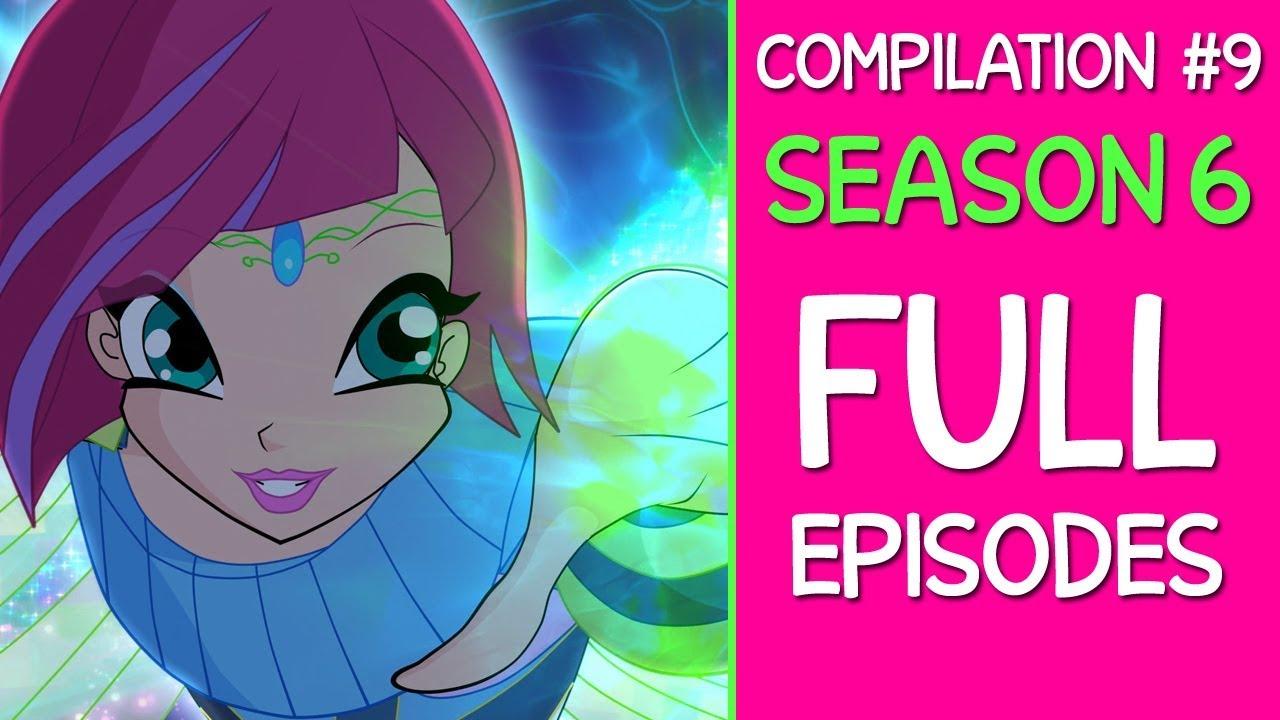 Download Winx Club - Season 6 Full Episodes [7-8-9]