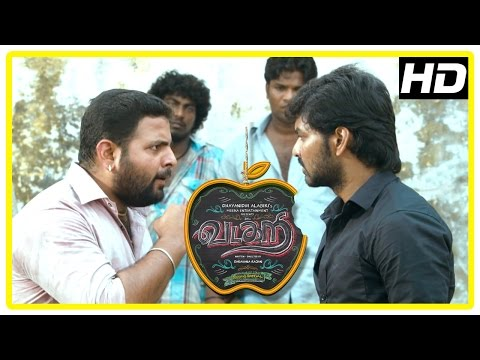 Vadacurry Tamil movie climax   Sai Prasanth arrested  Jai tries convincing Swathi
