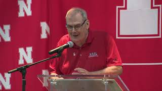 Nebraska Lecture with Mike Babcock