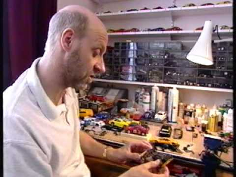 Movers and Shakers Scalextric documentary 1997