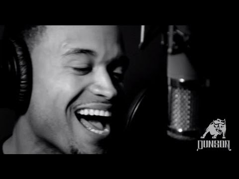 "Dunson - ""Don't Disturb"" ft. Mickey Factz (Studio Footage)"