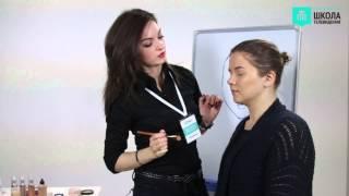 Как подобрать тени под цвет глаз.Урок визажа / VideoForMe - видео уроки(Кристина Каменева, преподаватель Санкт-Петербургской Школы Телевидения, рассказывает о том, как правильно..., 2014-06-25T12:02:37.000Z)