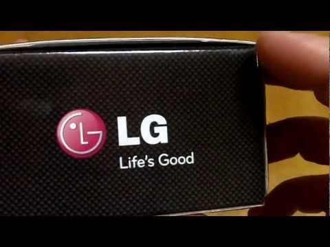 LG Optimus L3 (E-400) Greek Unboxing | madfortech.com