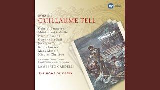 """Guillaume Tell, Act 1 Scene 8: No. 4, Choeur, """"Hymenée, ta journée fortunée luit pour nous""""..."""