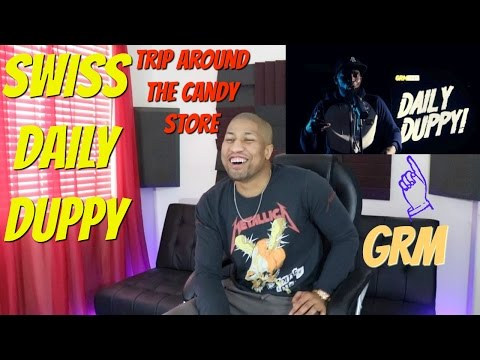 Swiss   Daily Duppy S׃05 EP׃08 | GRM Daily Reaction