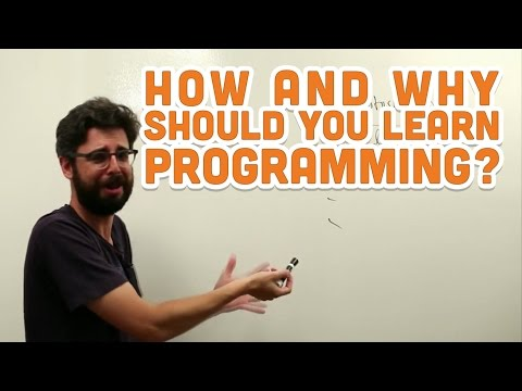 0.2: How and why should you learn Programming? - Processing Tutorial