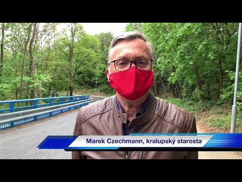 Kralupy TV: Od 1. Května Ke Hřbitovu Již Po Nové Silnici (29. 4. 2020)