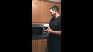 SHARP R-360M 900W Microwave Oven, Product Review - November 2016