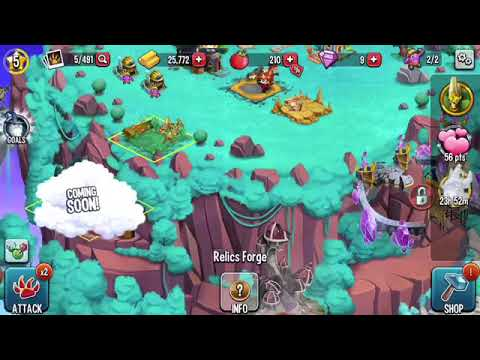 Monster legends gameplay